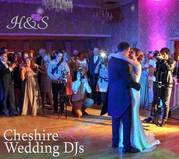 Cheshire Wedding DJs At Rowton Hall