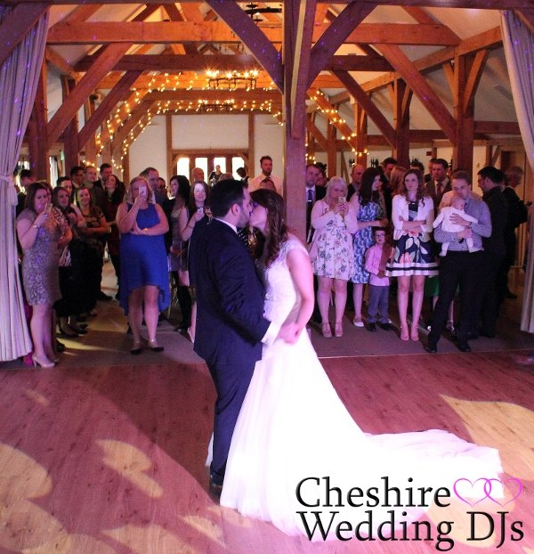 Cheshire Wedding DJs
