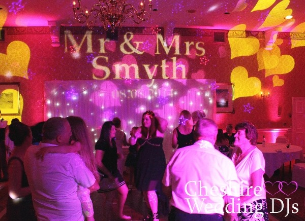 Pott shrigley wedding
