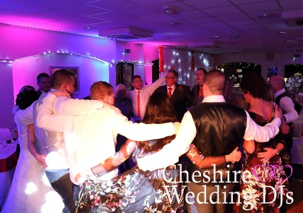 Cheshire Wedding DJs At The Bridge Hotel
