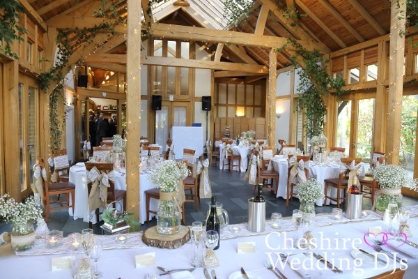 Wedding Breakfast At The Oaktree