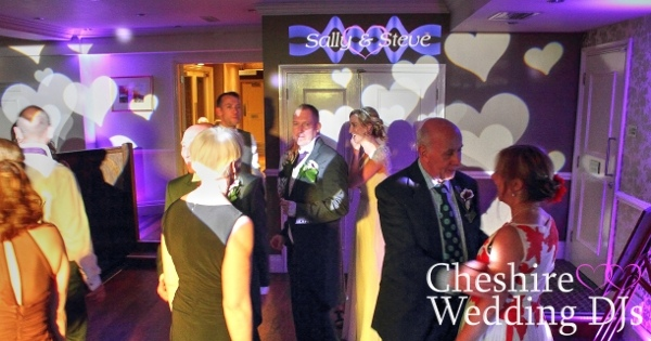 Wedding DJ Alderley Edge Hotel