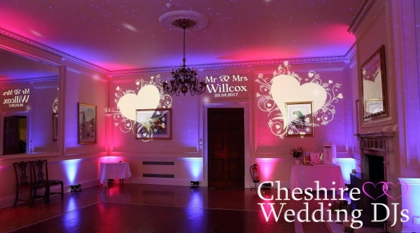 Wedding DJ at Oakley Hall