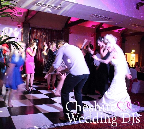 Wedding DJ Carden Park