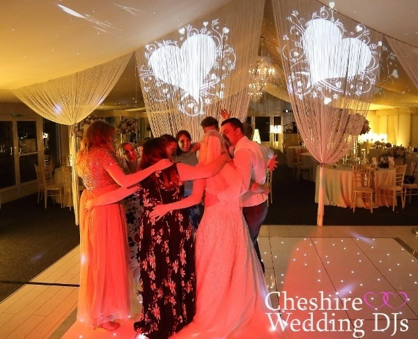Wedding DJ at Combermere