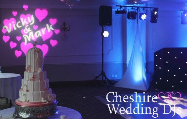 Cheshire Wedding DJs At Willington Hall